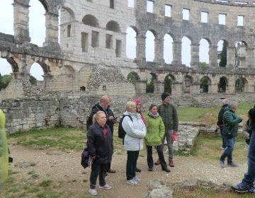 Teatro romano a Pola