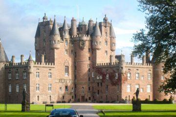 Scozia e Londra 2015 - Castello di Glamis