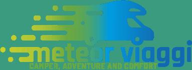 Logo Meteorviaggi Noleggio Vendita Camper