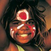 Australia bambino aborigeno