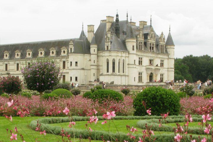 castelli della Loira Chenonceau copertina