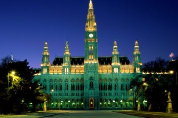 City Hall, Vienna, Austria