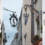 Salisburgo Insegne