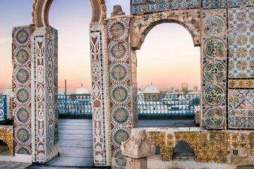 Tunisia Copertina