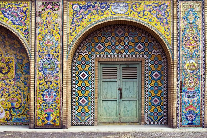 Tiled Arches