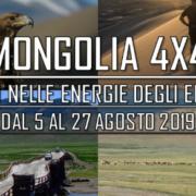 Mongolia In 4x4 Copertina2